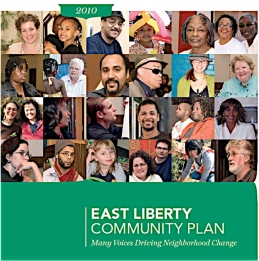 EAST LIBERTY COMMUNITY PLAN: CLICK ON IMAGE FOR REPORT PDF