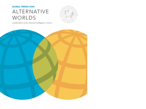 GLOBAL TRENDS 2030, ALTERNATIVE WORLDS