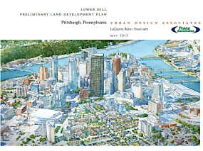 PGH LOWER HILL PRELIM. LAND DVLPT. PLAN: CLICK TO OPEN PDF
